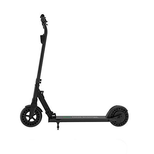 PRIXTON Eco Scooter - Patinete Electrico para Adulto/Patinetes Electricos (Rueda 8 Pulgadas)