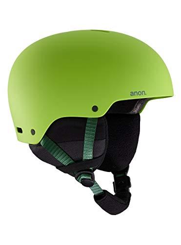 Anon jongens Rime 3 snowboard helm, groen, L \XL