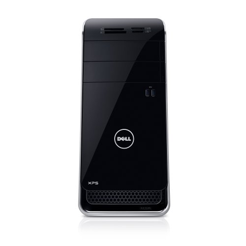 Dell XPS x8900-8756BLK Desktop (6th Generation Intel Core i7, 32 GB RAM, 2 TB HDD + 256 GB SSD) NVIDIA GTX 960