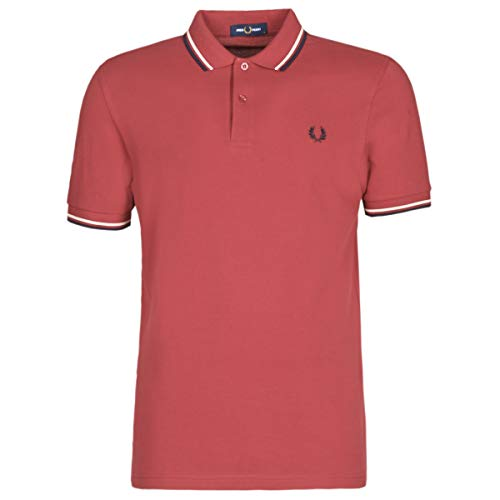 Fred Perry Twin Tipped Shirt, Polo - M