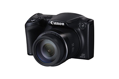 Canon Powershot SX400 Digitalkamera mit intelligentem Bildstabilisator