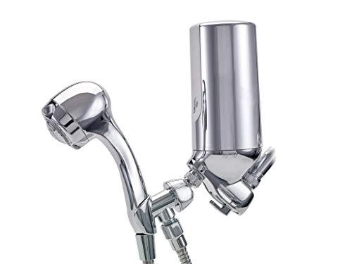 Pentair Pelican Water PSF-1W-C1 Premium Shower Filter Combo,...