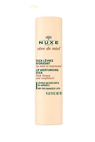 NUXE Rêve de Miel Stick Lèvres, 4 g