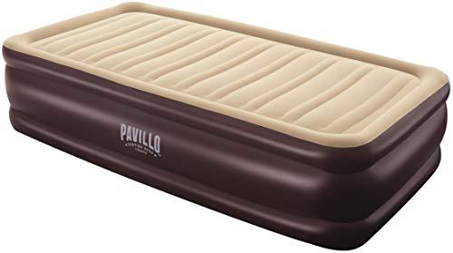 Pavillo Cornerstone Einzelbett, schnell auf- und abpumpbares Luftbett, 191x97x43 cm