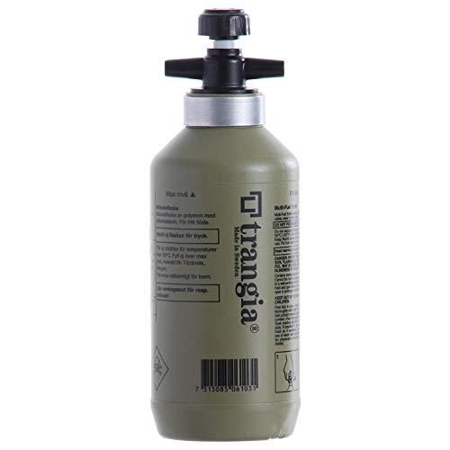 trangia(トランギア) Fuel bottle(フューエルボトル) 0.3L 燃料ボトル olive(オリーブ色) [並行輸入品]