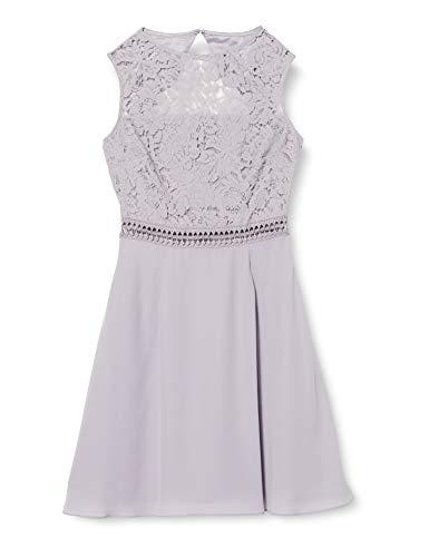Amazon-Marke: TRUTH & FABLE Damen kleider Jcm-42470, Grau (Dapple Grey), 34, Label:XS