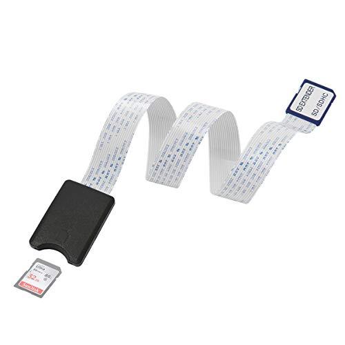 AIEVE Cavo di prolunga da SD a scheda SD, compatibile con stampante 3D, scheda di memoria SanDisk SDXC, Raspberry Pi, Arduino
