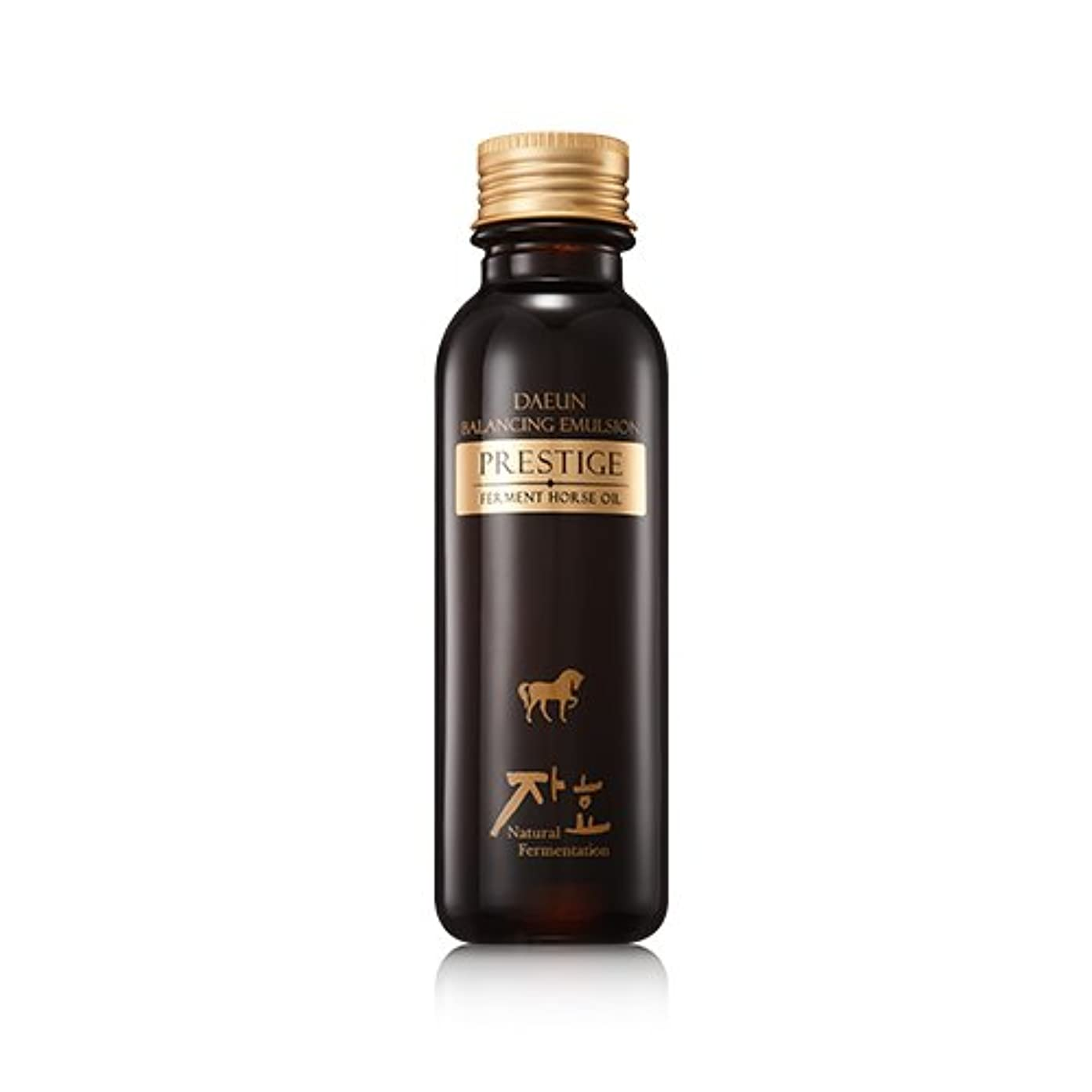 飛び込む大脳習熟度ZHAHYO Daeun Balancing Prestige Fermented Horse Oil Emulsion(Lotion) 150ml/Korea Cosmetics