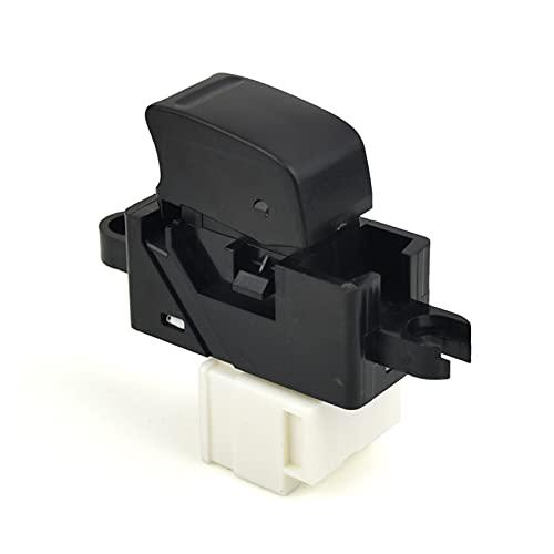 VIKEP Pantalla del interruptor de la ventana eléctrica del interruptor del interruptor Ajuste para Nissan Pathfinder X-Trail T30 Almera Tino Terrano MK2 R20 25411-0V000