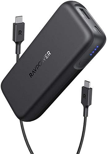 RAVPower 10000mAh - USB-C PD 18W