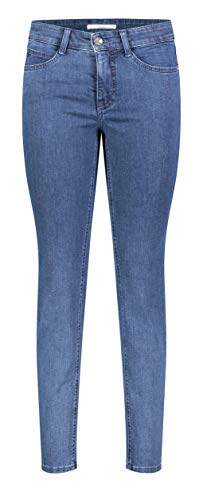 MAC Jeans Damen Hose Angela Forever Denim 46/32