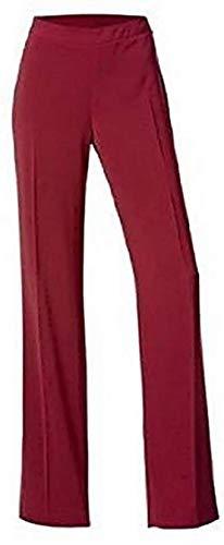 Heine Modische Hose Farbe Rot Gr. 40