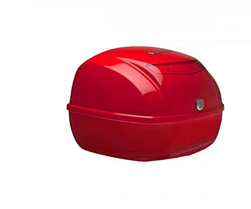 Vespa 894 - Baúl original (para Vespa LX, LXV, PX), color rojo