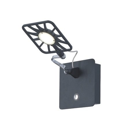 Modern Switched With 5w Led Square Head