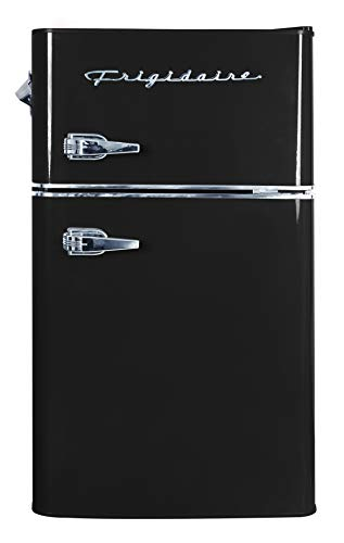 Frigidaire 4.5-cu Ft Freestanding Compact Refrigerator With Freezer Compartment
