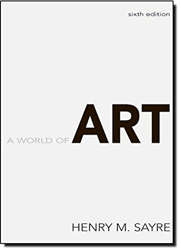 Price comparison product image A World of Art (6th Edition)