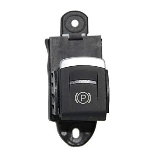 KUANGQIANWEI Botonera elevalunas Interruptor de Freno de Mano electrónico Aparcamiento Fit para Audi A6 S6 C6 Q7 A3 2007 2009 2009 2010 2011
