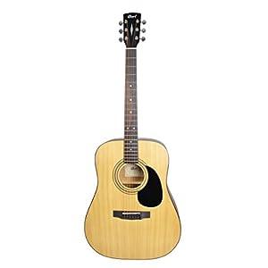 Cort AD810-OP Acoustic Guitar, Brown 8