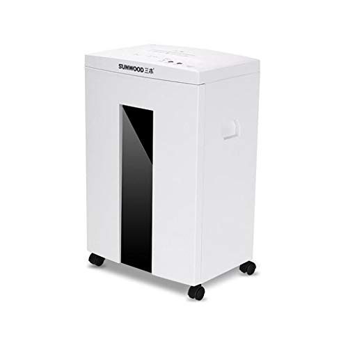 Review Shredder Nationwel@ Commercial 255w High Power German Level 5 Confidentiality, Document, Hous...