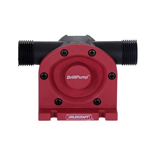 Milescraft 1314 DrillPump750 - Self Priming Water Transfer Pump