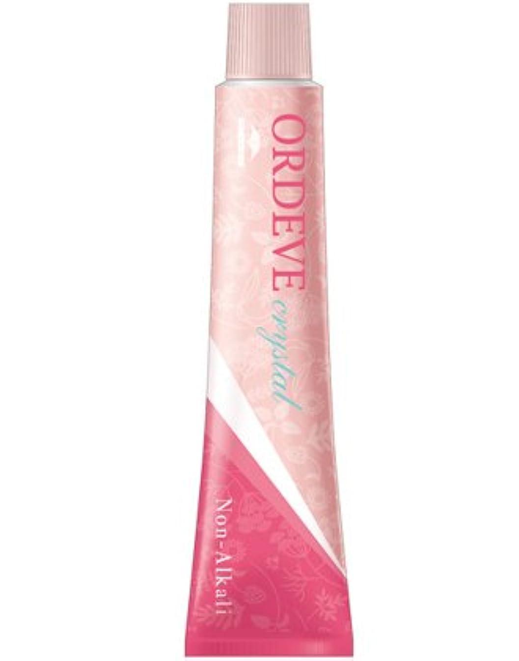 小麦シルク座標ミルボン オルディーブ クリスタル (c11-15/n ブルー アッシュ) 80g