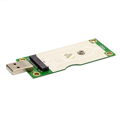 CHENYANG M.2 NGFF inalámbrico WWAN a USB tarjeta adaptador con ranura para tarjeta SIM módulo herramientas de prueba