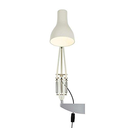 Anglepoise type 75 lampe murale, Mounted, E27, 20 Watts, blanc
