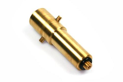 Drehmeister Adaptador para GLP M10 - Bayoneta (Adaptador Holland Autogas) Adaptador de Tanque para Gas