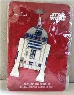 New Hallmark 2019 R2-D2 STAR WARS Christmas ORNAMENT
