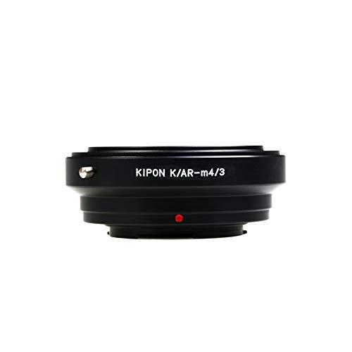 KIPON マウント変換アダプター K/AR KONICA コニカARマウントレンズ - マイクロフォーサーズマウントボディ用 012222 AR-m4/3