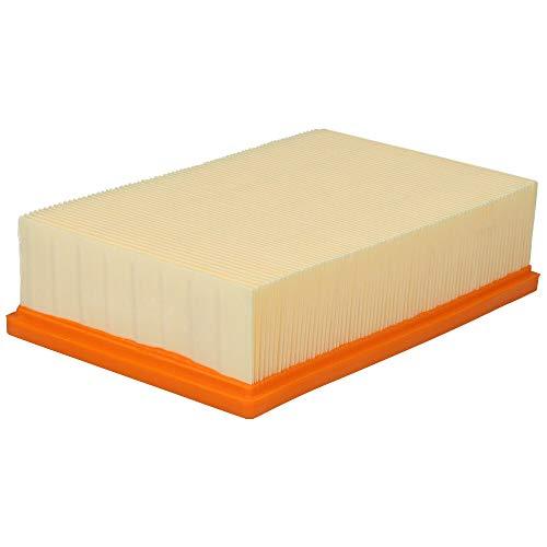 Flachfaltenfilter geeignet als Alternative für Kärcher Filter 6.904-206.0 und 6.904-367.0