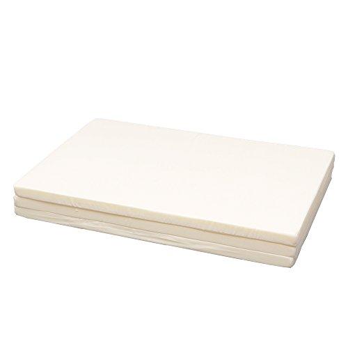 アイリスオーヤマ マットレス シングル 硬質 三つ折り 厚さ4cm シングル MTRH-S