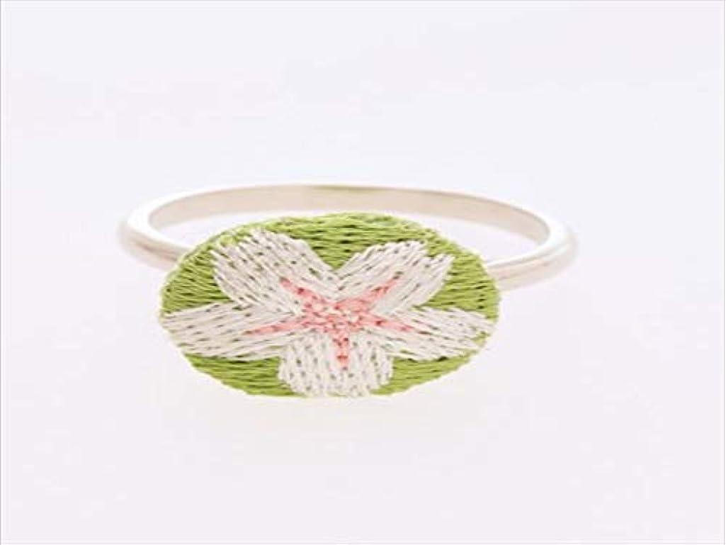 Kaya [ Sewing Decorative Walnut Button Ring, Clear