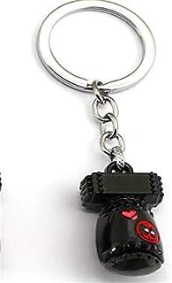 FITIONS - Superhero Deadpool 2 Keychain Metal Alloy 3D ...
