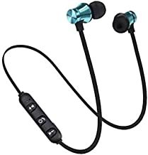 Silova Gaming Magnetic Bluetooth Headset with mic and Headphone in Ear Wireless bt for Mobile Phones