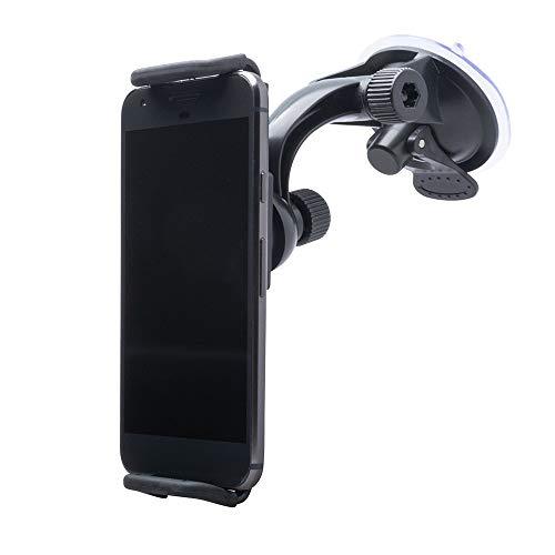 Shop4 - Universele Telefoonhouder Auto Raam Verstelbaar (max. lengte 160mm)