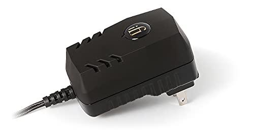 iFi iPower2 - Fuente de alimentación DC de bajo Ruido - Actualiza tu Audio/vídeo/electrónica - SÓLO Pin DE LA UE [12V / 1.8A]