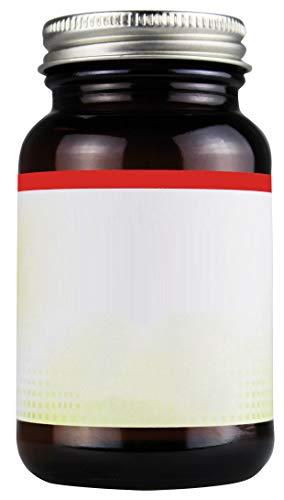 Ultra Granatapfel Forte - 30 Kapseln mit 400 mg Granatapfel-Vollspektrumextrakt - Von Dr. Hittich