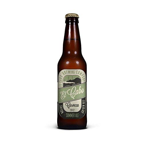 El Cabo Summer Ale Cerveza - Paquete de 12 x 330 ml - Total: 3960 ml