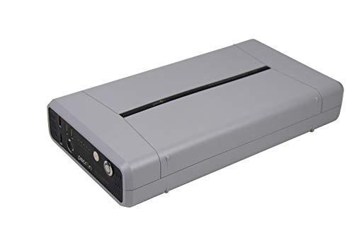 PECRON ポータブル電源 500W UPS機能 無停電電源装置 461.76Wh大容量 家庭用蓄電池 純正弦 小型発電機?家庭用蓄電池 ポータブルバッテリー モバイル電源AC(500W 瞬間最大1000W)/DC/USB出力 三つの充電方法 ソーラー充