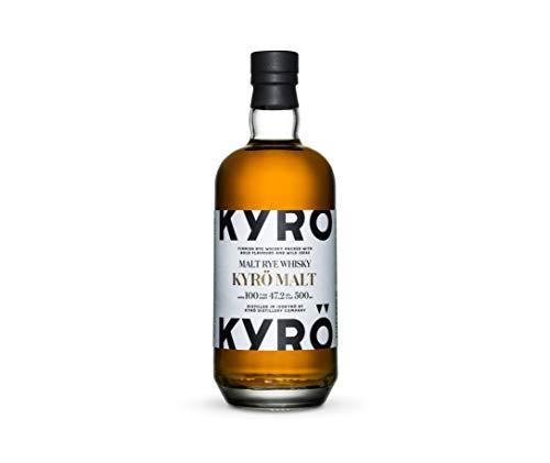 Kyrö Malt Rye Whisky 47.2% (1x 0,5l) - IWSC 98/100 Gold