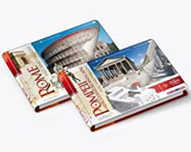 2 guides with reconstructions: Rome + Pompeii, Herculaneum and Capri past and present