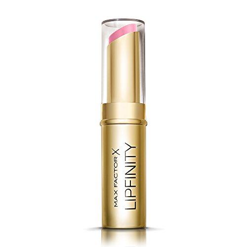 Max Factor Lipfinity Long Lasting Lipstick Stay Exclusive 10 – Feuchtigkeitsspendender Matt-Lippenstift mit bis zu 8h Halt & starker Deckkraft - in zartem Rosa