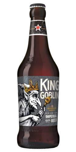 Wychwood King Goblin Imperial Ruby Beer 0,5 Liter inkl. 0,25€ EINWEG Pfand