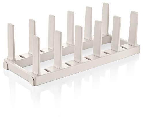 Tescoma Flexispace - 899482 - Porta sartenes, color blanco