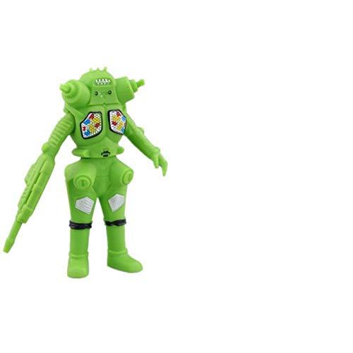 DSDFD Juego de Figuras de acción Godzilla Gomora Eleking Monster Red King Five...