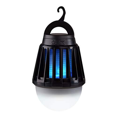 PIC Portable Bug Zapper & LED Lantern
