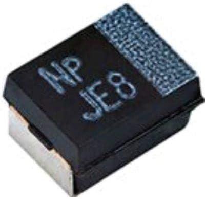 Tantalum Capacitors - security Polymer Nashville-Davidson Mall SMD 220uF 18 10volts Ma V 20% Case