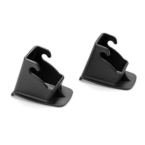 Andere Auto Onderdelen 2 Stks Auto Kinderzitje ISOFIX Interface Gesp Vaste Gids Groove Seat Belt Bracket Connector Auto benodigdheden