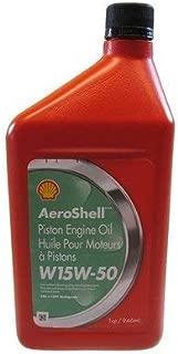 AeroShell Oil W 15W50 MG - 550041165-12 1Quart Case